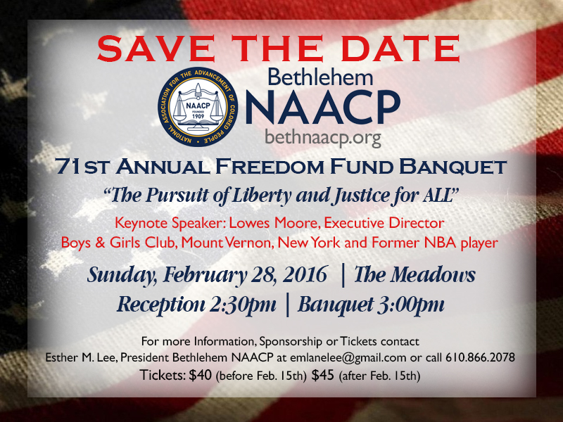 71st Annual Freedom Fund Banquet